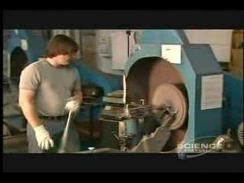 How are cymbals made