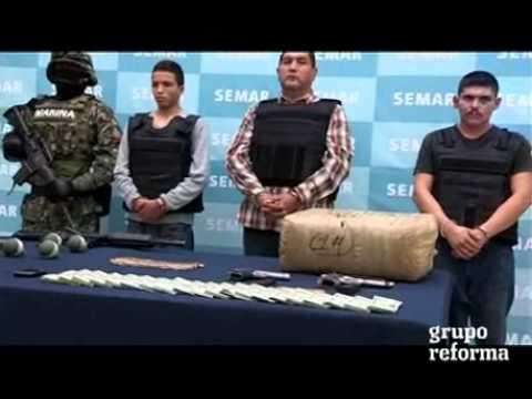 Desafió 'Talibán' a Zetas en SLP.-Semar