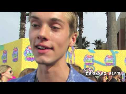 Austin North Interview - 2014 Kids' Choice Awards
