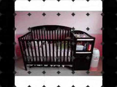 Delta Shelby Clic Crib And Changer Espresso