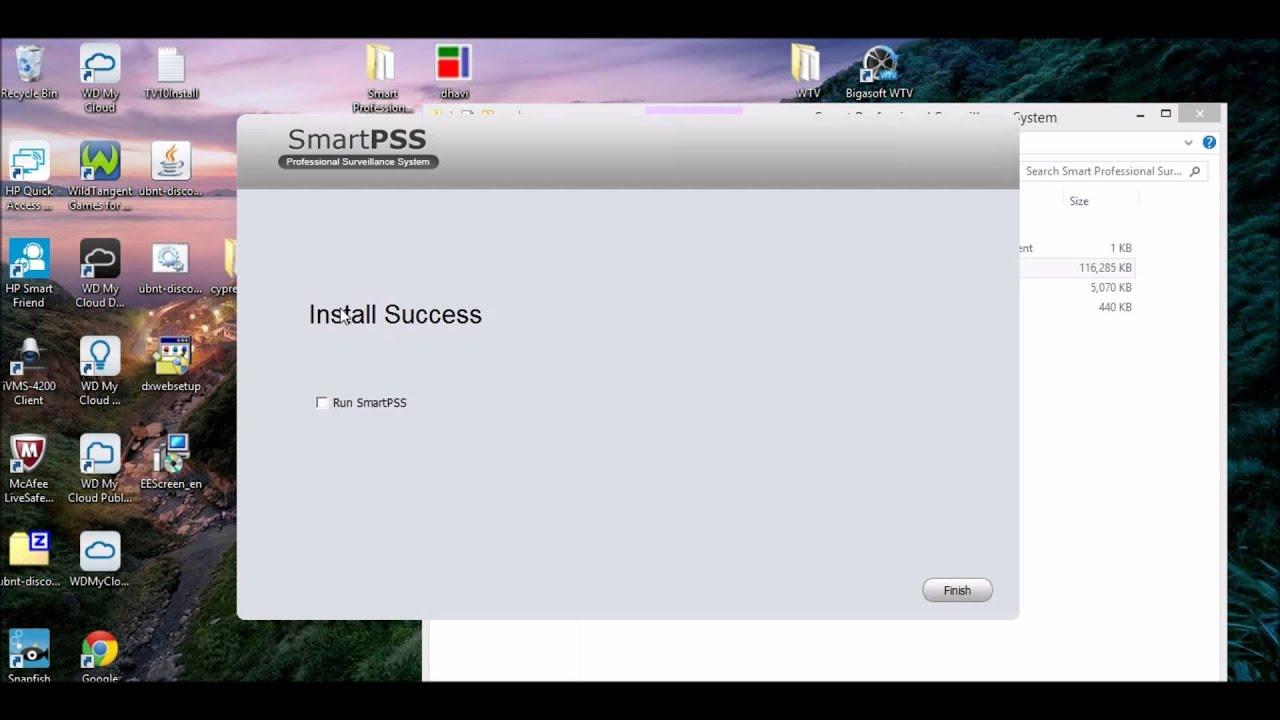 dhavi software