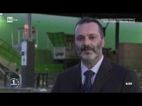 CONAI Riciclo Imballaggi - Unomattina 29/01/2020