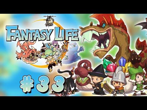 Let's Play FR HD Fantasy Life #33 - Découverte du multi