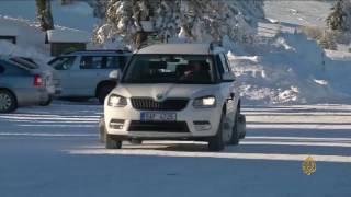 هذا الصباح-سلاسل آلية لضمان سلامة السيارة على الجليد