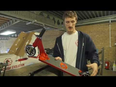 Crisp Evolution Pro Scooter