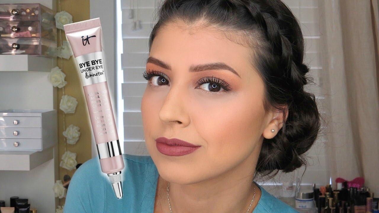 It Cosmetics Bye Bye Under Eye Illuminator Concealer | Review ...