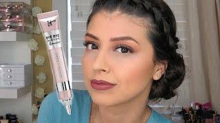 It Cosmetics Bye Bye Under Eye Illuminator Concealer | Review