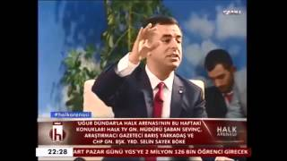Barış Yarkadaş, Davutoğlu'nun Amerika'ya neden gittiğini açıkladı.