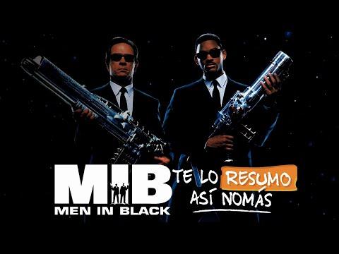 La Saga de Hombres de Negro   Te Lo Resumo Así Nomás#198