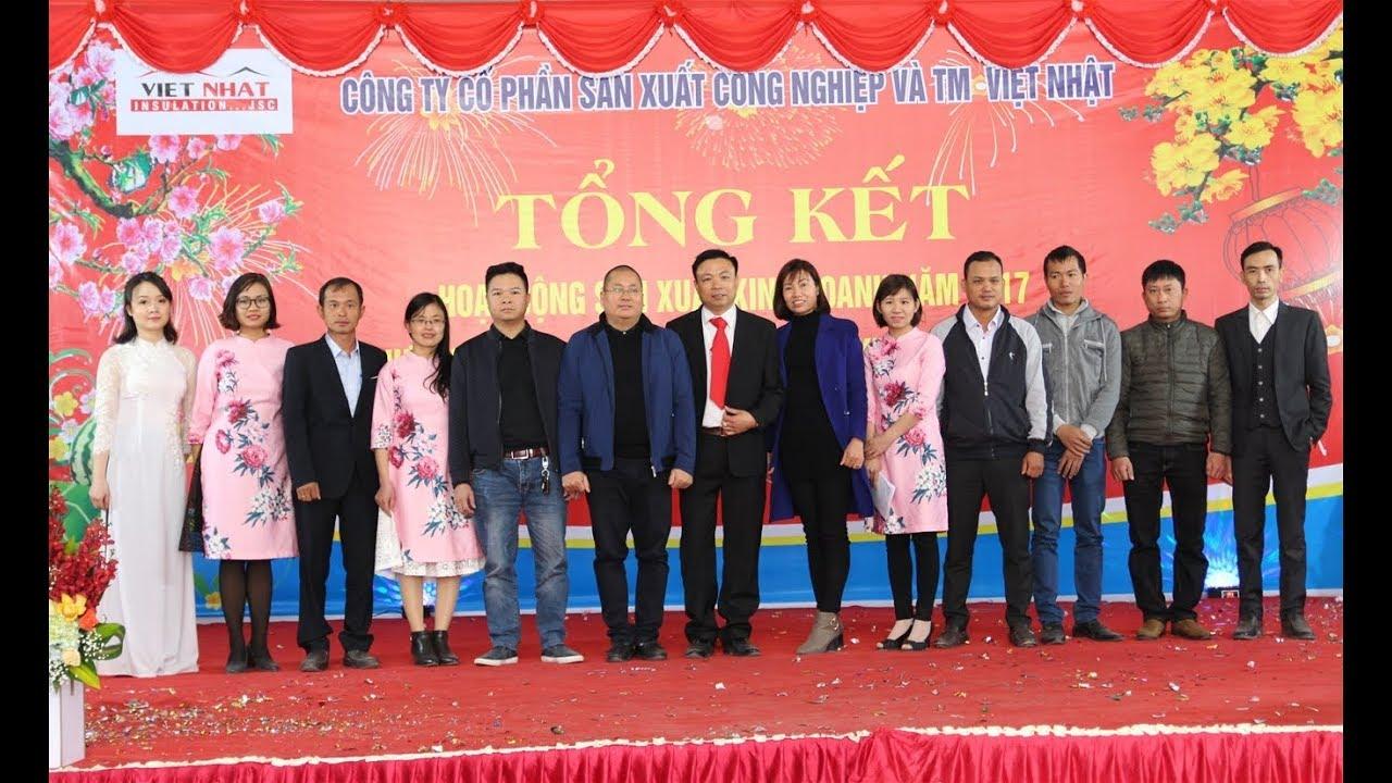 Khảo sát Công ty CP Sản xuất công nghiệp và thương mại Việt Nhật – Viet Nhat IPT