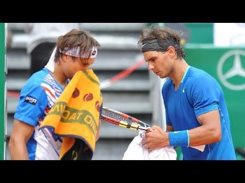 Nadal vs Ferrer Roland Garros 2014 QF Highlights