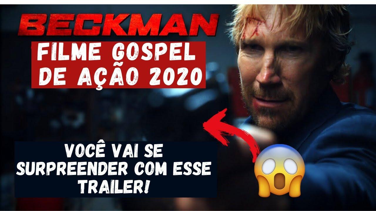 Trailer filme Beckman / Filme gospel 2020 / Exclusivo / HD