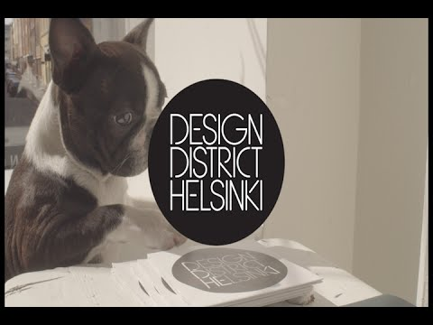 Design District Helsinki - a neighbourhood and a state of mind