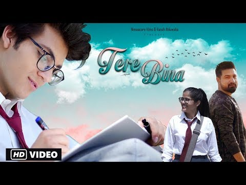 TERE BINA (OFFICIAL VIDEO)| AANSH AHLUWALIA | KAUSHY | POOJA KHATRI | RAPPER BAWA
