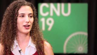 CNU 19 Daily Show - Eliza Harris on the Next Generation of New Urbanists
