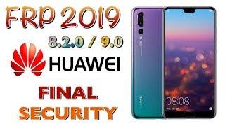 FRP HUAWEI 2019 / BYPASS FRP ALL HUAWEI / P20 PRO / P20 / P20 LITE FINAL SECURITY