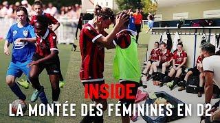 Inside : La montée en D2 des féminines