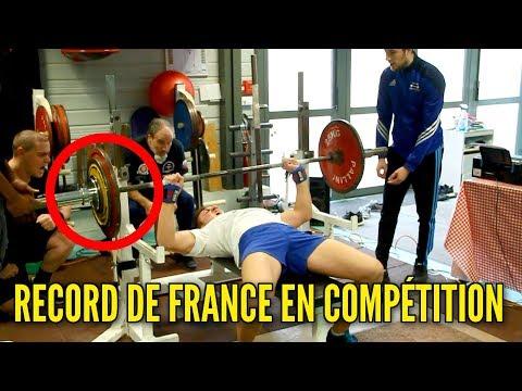 A 17 ANS JE BATS UN RECORD DE FRANCE EN COMPÉTITION !! (VÉRIDIQUE) | CÉDRIC