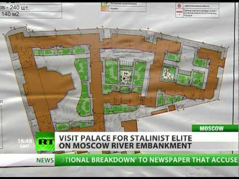 House on the Embankment, palace for Stalinist nobility