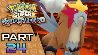 Pokemon Super Mystery Dungeon - Part 24 - Fire Island Volcano