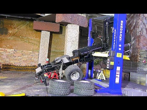 Great RC Trucks! RC Repair! RC Machines at work! Cool rc toys for boys!