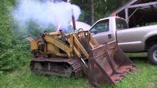 1967 Case 310 Dozer Bulldozer Crawler