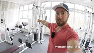 Home Gym als Baustelle 🔧🔨 Mein Trainingszubehör
