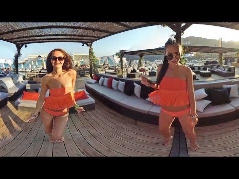 Girls dancing V2