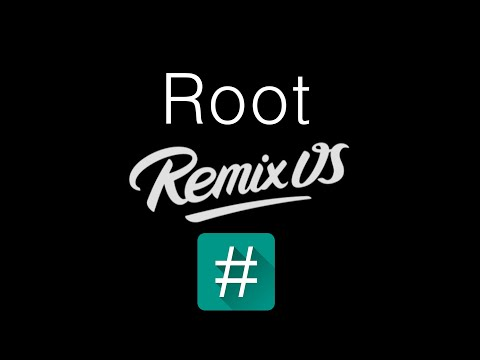 How to Root Remix OS for PC ( Easy tutorial )