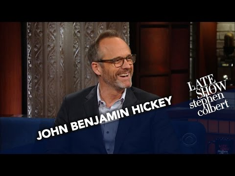 John Benjamin Hickey: What Was Your Favorite  In High School?
