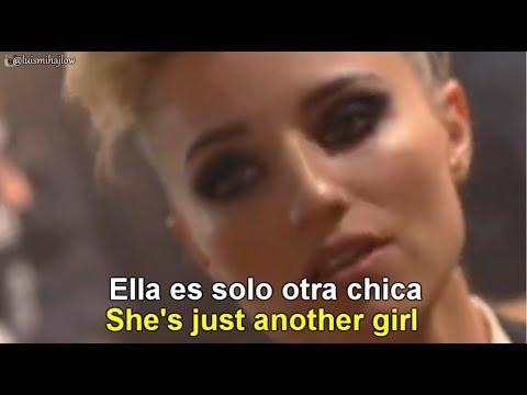 The Killers - Just Another Girl [Lyrics English - Subtitulado Español]