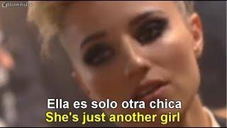 Скачать The Killers Just Another Girl Lyrics English Subtitulado Español