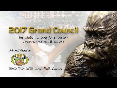 2017 LOS Grand Council - Ohio