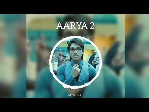 Arya 2 bgm | feel the bgm,dsp music| ringtone in description