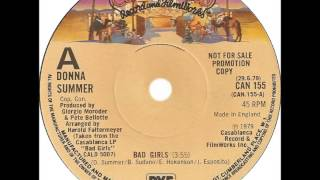 "Donna Summer - Bad Girls (Dj ""S"" Bootleg Extended Dance Re-Mix)"