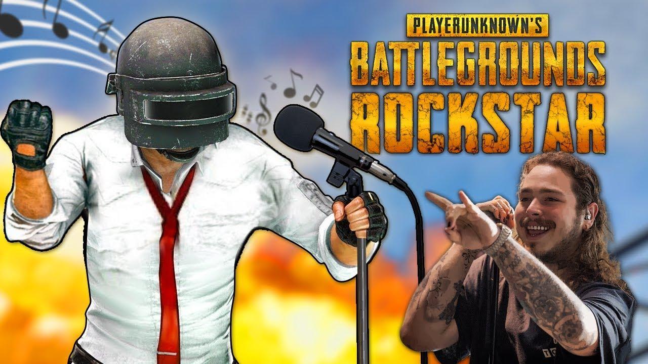 Pubg Song Rockstar With Only Playerunknown S Battleground Sounds