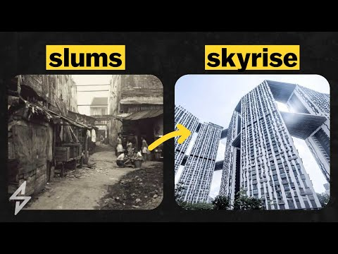 Why 80% of Singapore lives in public housing