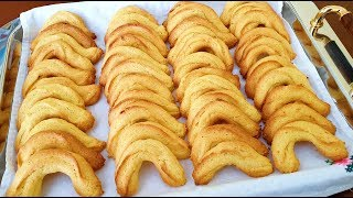 Biscottini Krumiri Fatti In Casa  Di Rita Chef.