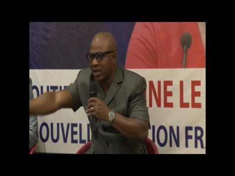 EMILE KIMA:présidentielle en France l'Afrique soutient MARINE LEPEN