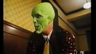 """The Mask"" ""La Máscara"" Making Of-Behind The Scenes (In Spanish) Part 1 of 2"