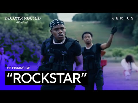 "The Making Of DaBaby's ""ROCKSTAR"" With SethInTheKitchen 