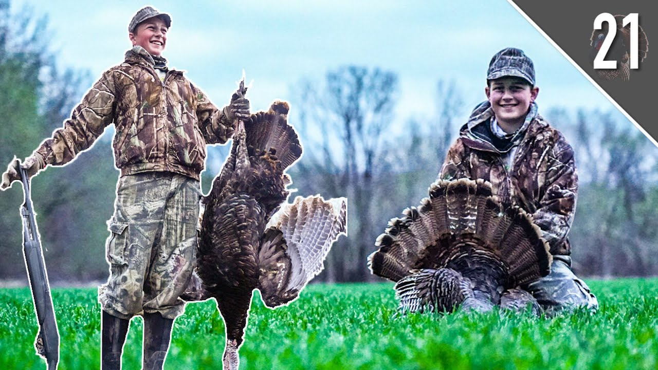 PUBLIC LAND YOUTH HUNT! - Opening day Success!