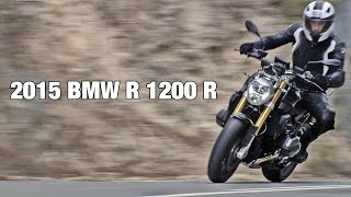 2015 BMW R 1200 R road test