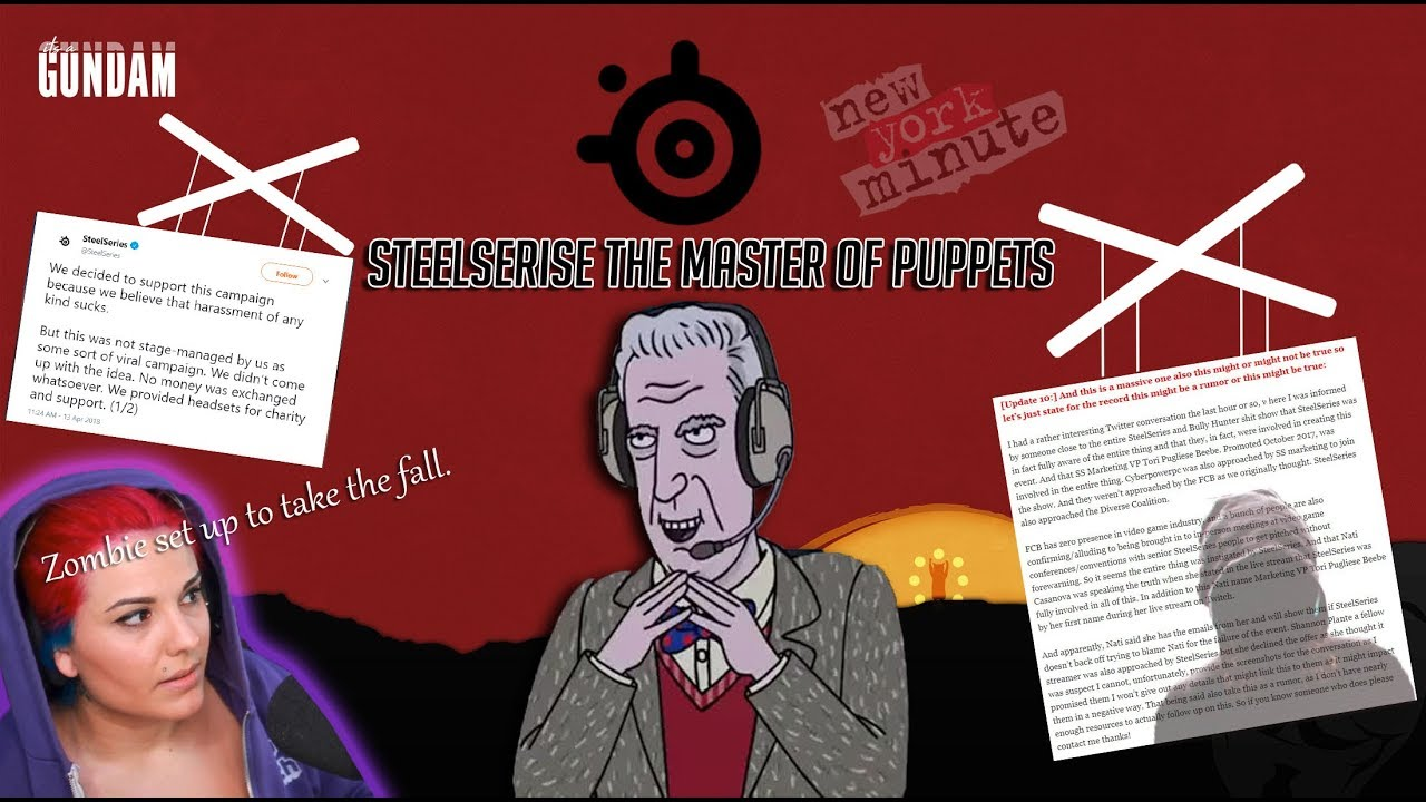 Download New York Minute: Steelserise The Master Of Puppets lying to the public!?