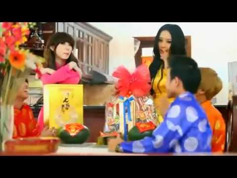 [HD] Liên Khúc Xuân - Khổng Tú Quỳnh Ft Miu Lê - XãLuận.com