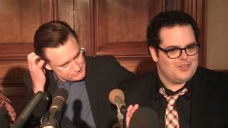 JOSH GAD ON 'THE BOOK OF MORMON' BECOMING A FILM