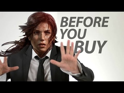 Rise of the Tomb Raider - Before You Buy