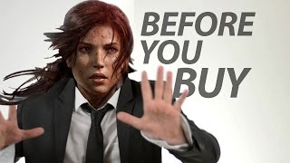 видео Rise of the Tomb Raider