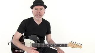 Blues Arpeggios Guitar Lesson - Level 3: Overview - Jeff McErlain