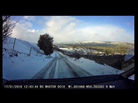 BC Master DC10 Dashcam Footage